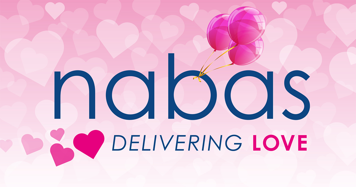 Nabas Delivering Love